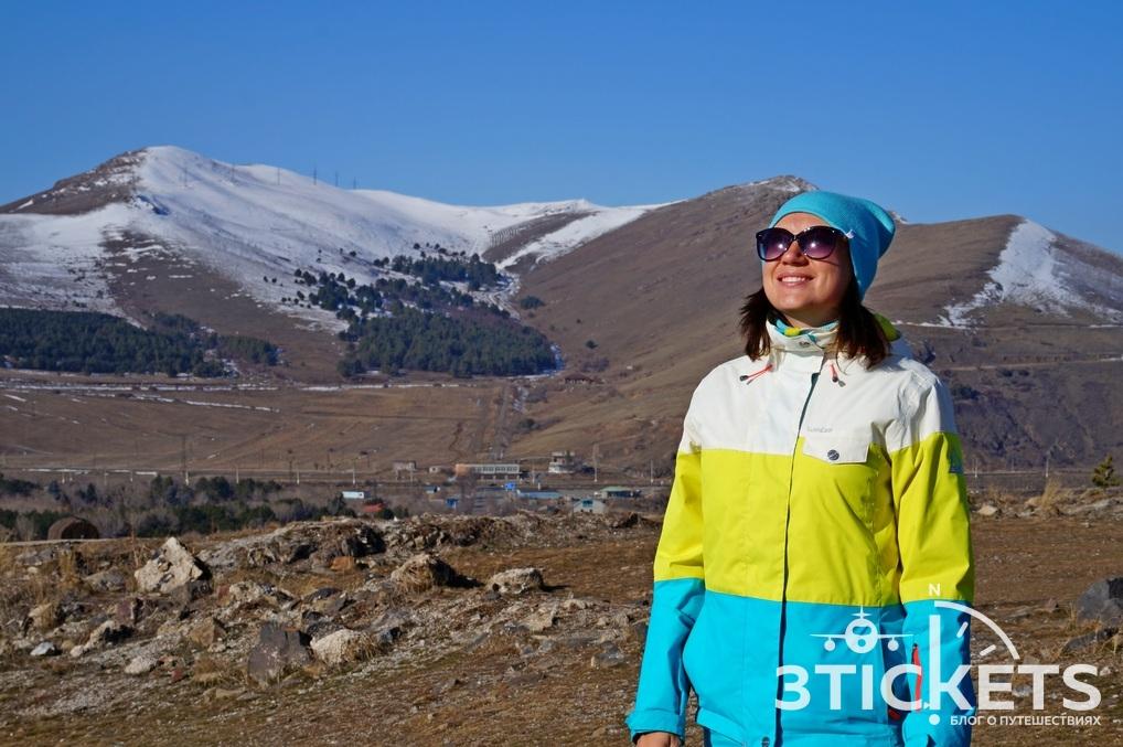 Экскурсия на озеро Севан в Армении
