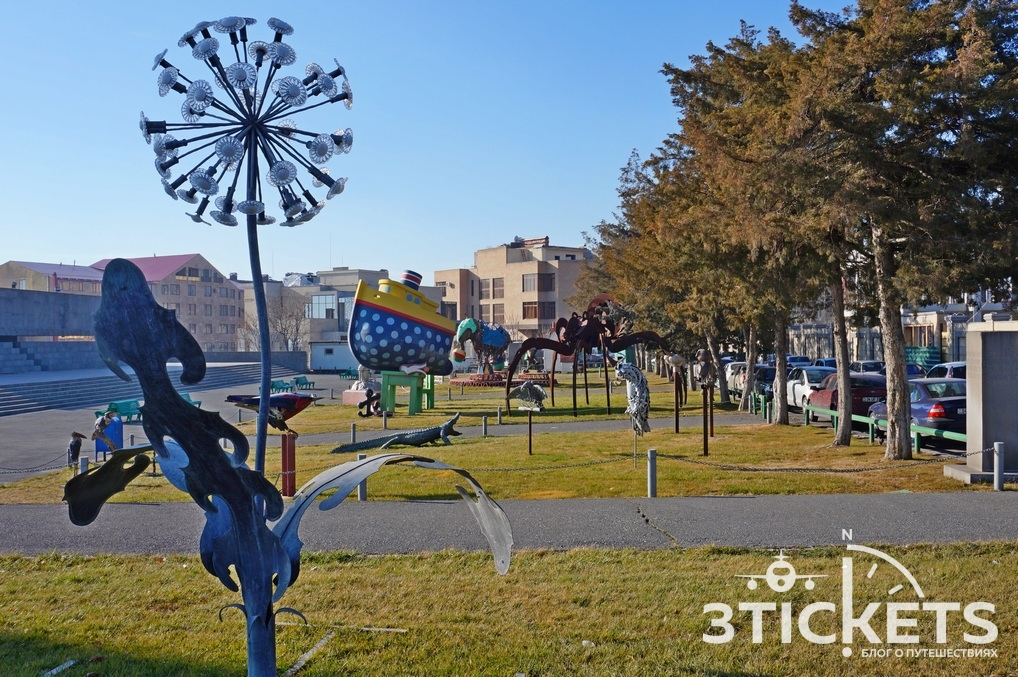 Погода в Ереване весной