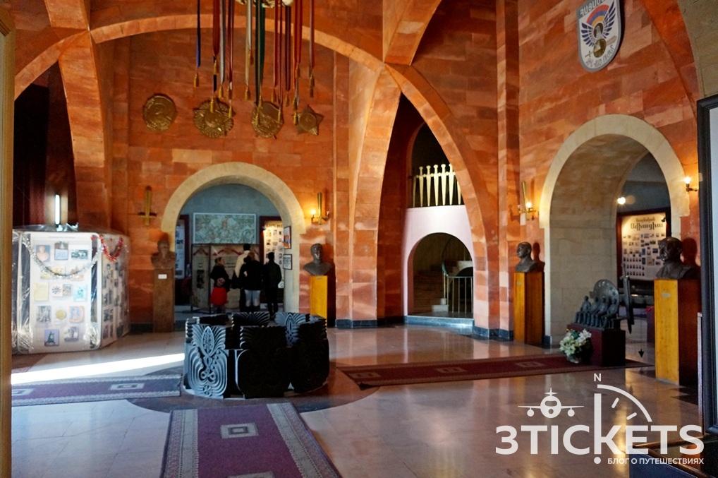 Музей минобороны Армении