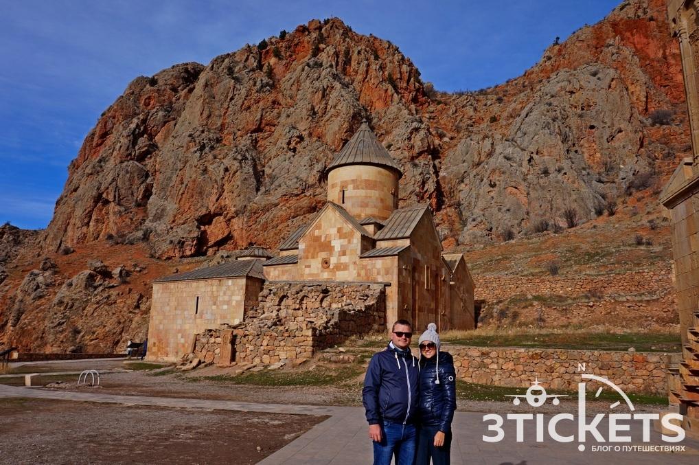 Монастырь Нораванк в Армении: фото