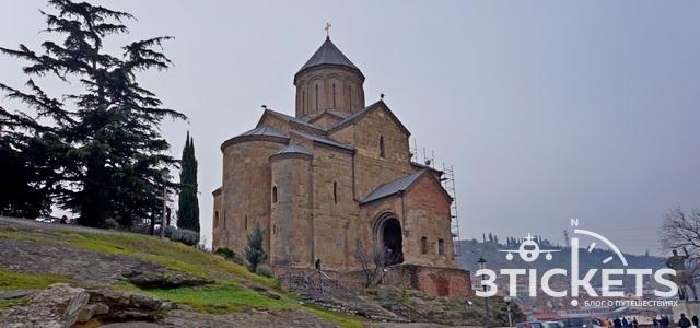 Церковь Метехи в Тбилиси: история, фото и отзыв