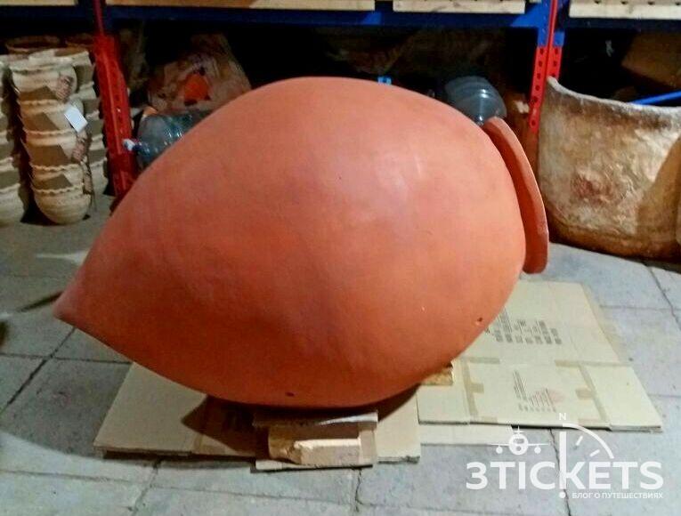 Что привезти из Грузии: глиняная посуда