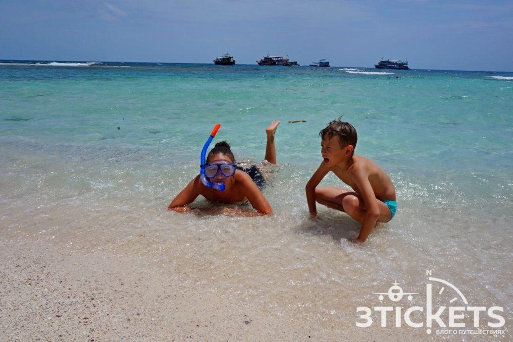 Остров Ко Нанг Юань в Таиланде: дайвинг и снорклинг