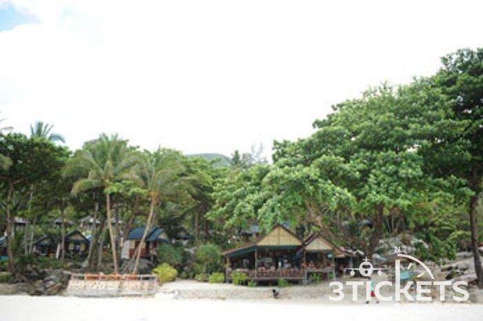 Пляж Bottle Beach на Пангане: отель Smile Bungalow Bottle Beach