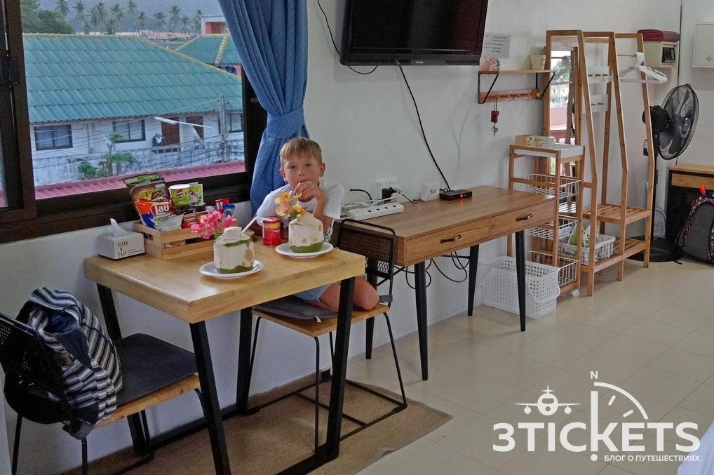 Хорошая квартира на пляже Чавенг (Самуи): цена и наш отзыв о жилье