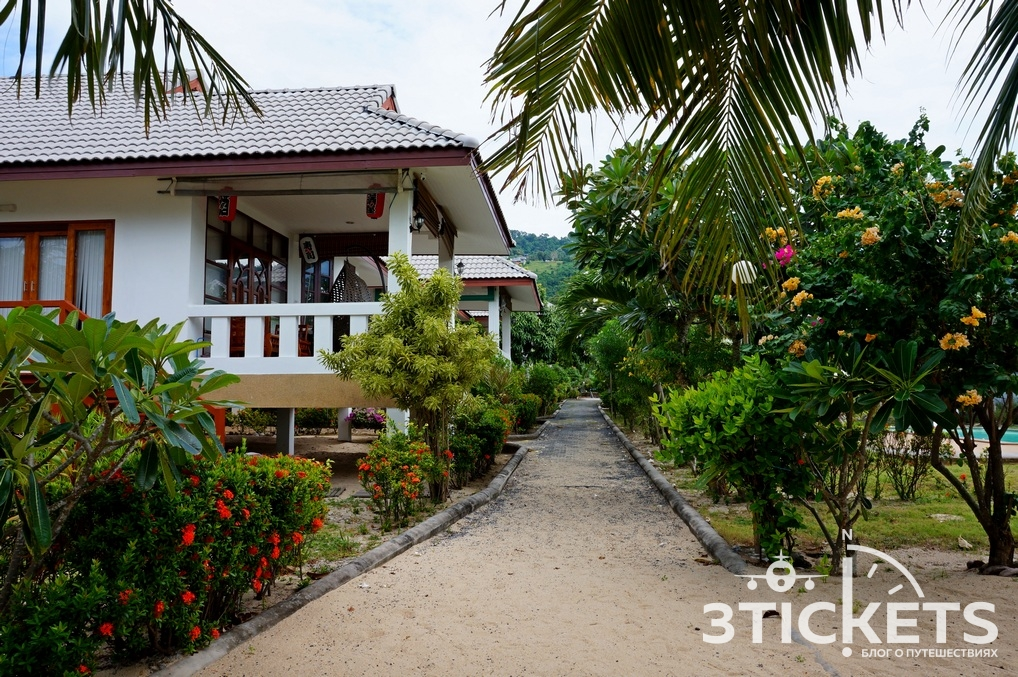 Пляж Банг По на Самуи, Таиланд