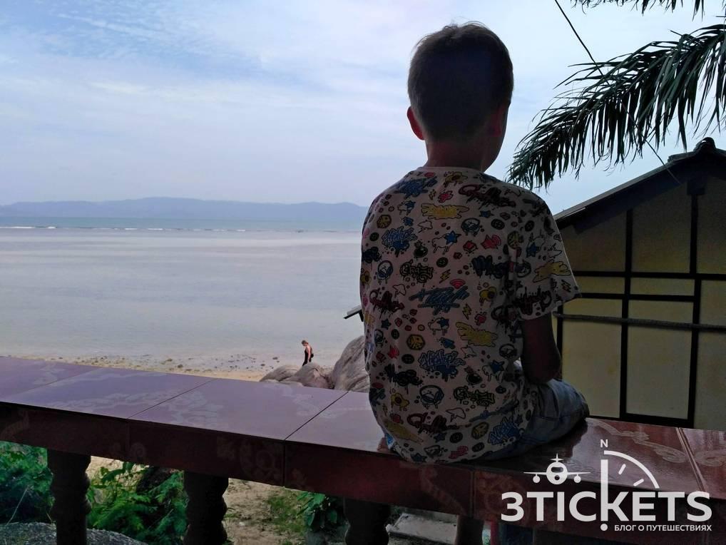 Пляж Баан Тай на острове Панган: отели