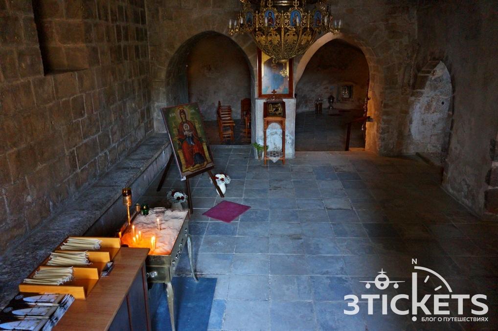 Монастырь Айя-Напа6 достопримечательности Кипра