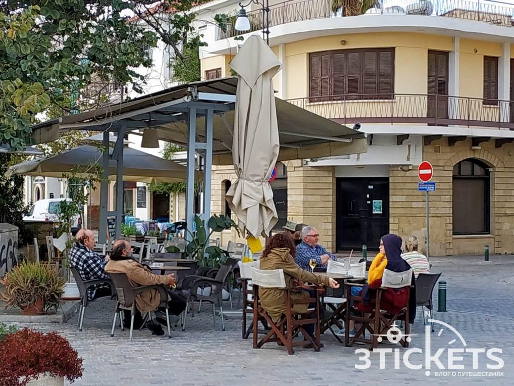 Сколько стоит еда на Кипре: цены в кафе