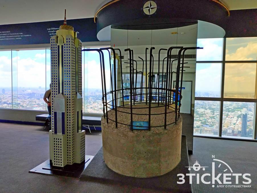 Отель Байок Скай в Бангкоке: смотровые площадки