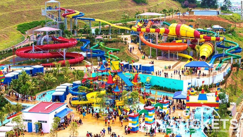 Аквапарк Леголенд в Малайзии, Джохор Бару