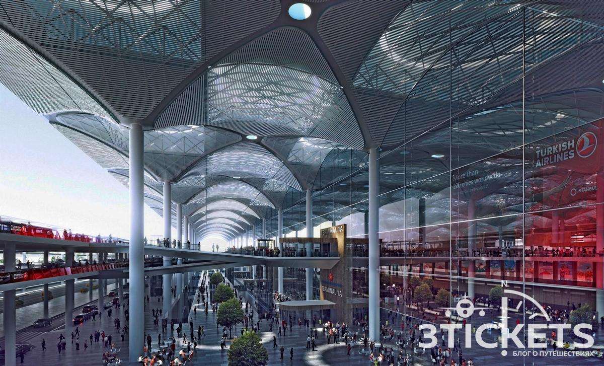 Новый аэропорт Стамбула: как добраться, открытие, отзывы, рейсы онлайн