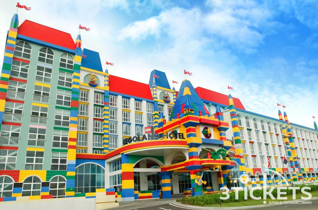 Отель Леголенд (LEGOLAND HOTEL) вДжохор Бару
