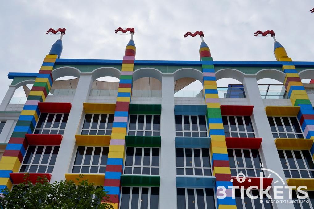 отель Леголенд в Малайзии: цены и как забронировать