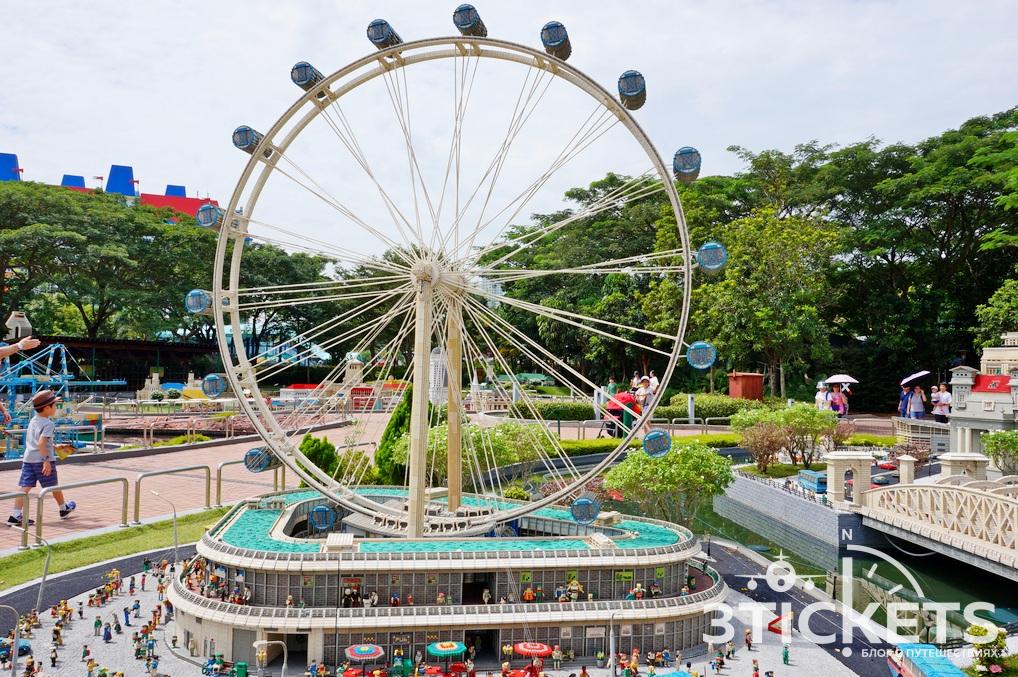 Парк Леголенд вМалайзии (Джохор Бару): цены, фото и наш отзыв о посещении