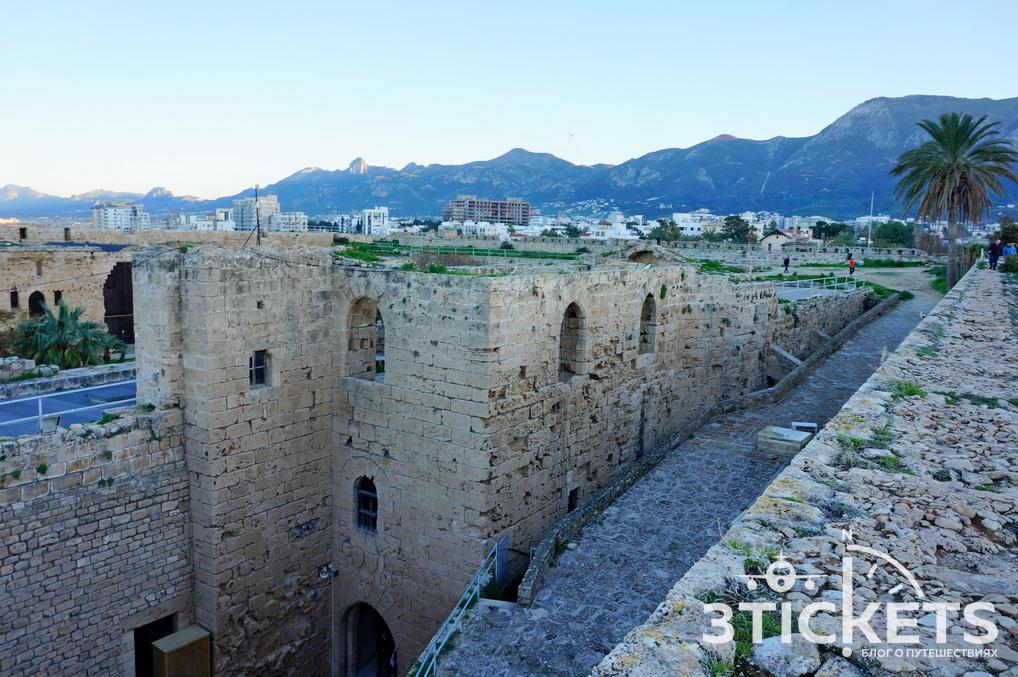 Киренийский замок, Гирне, Северный Кипр