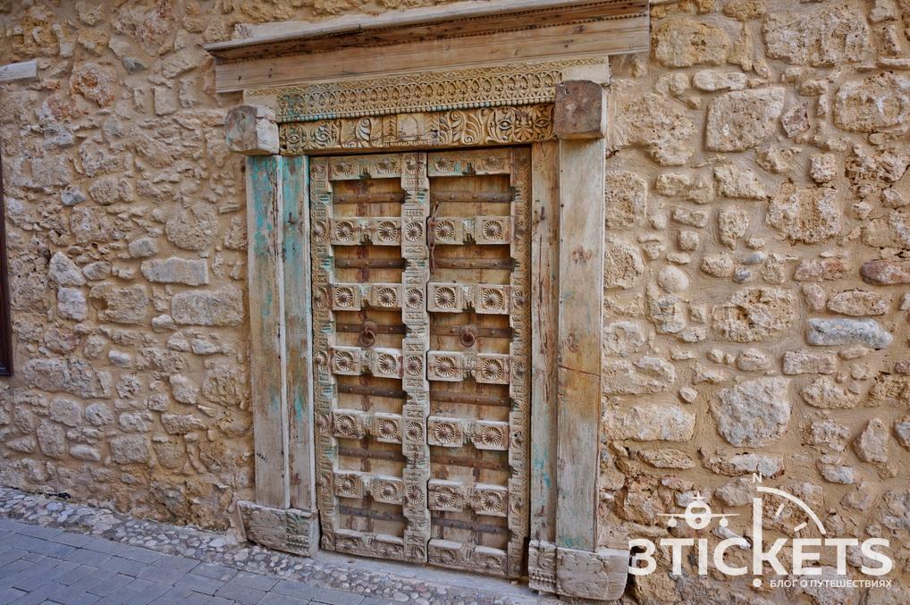 Прогулка по Кирении (Гирне), Северный Кипр