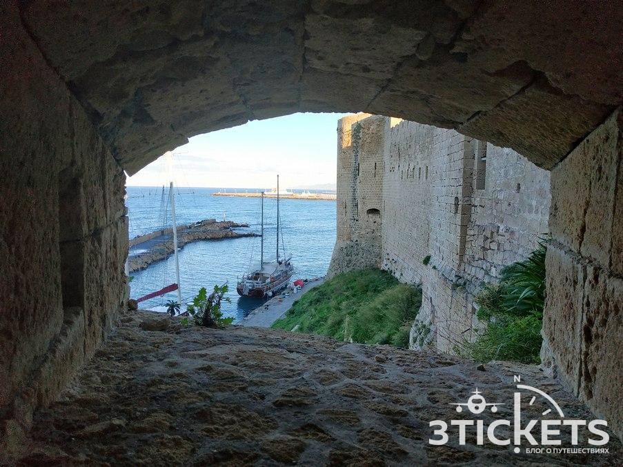 Киренейская крепость (Гирне), Северный Кипр