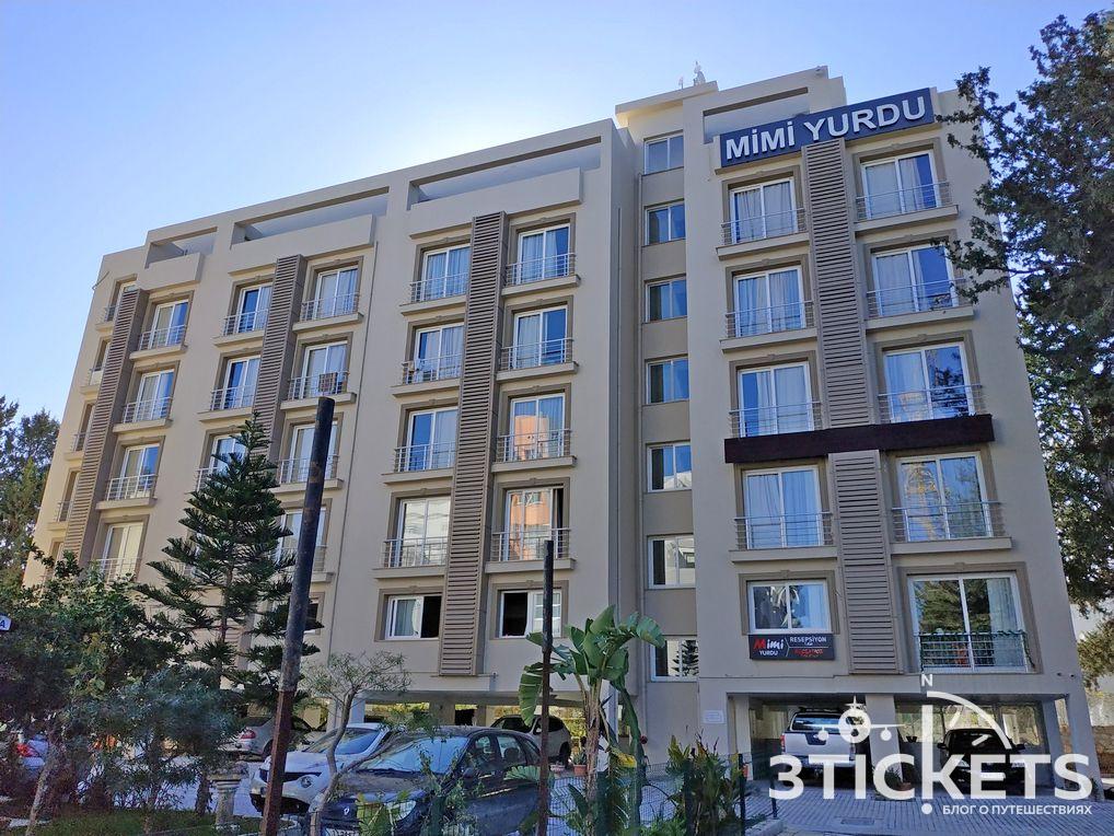 Хороший и недорогой отель в Кирении, Северный Кипр