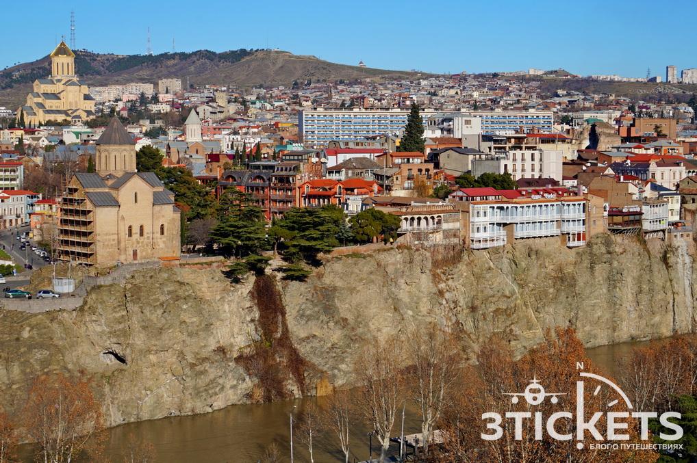 Коммуналка в Тбилиси