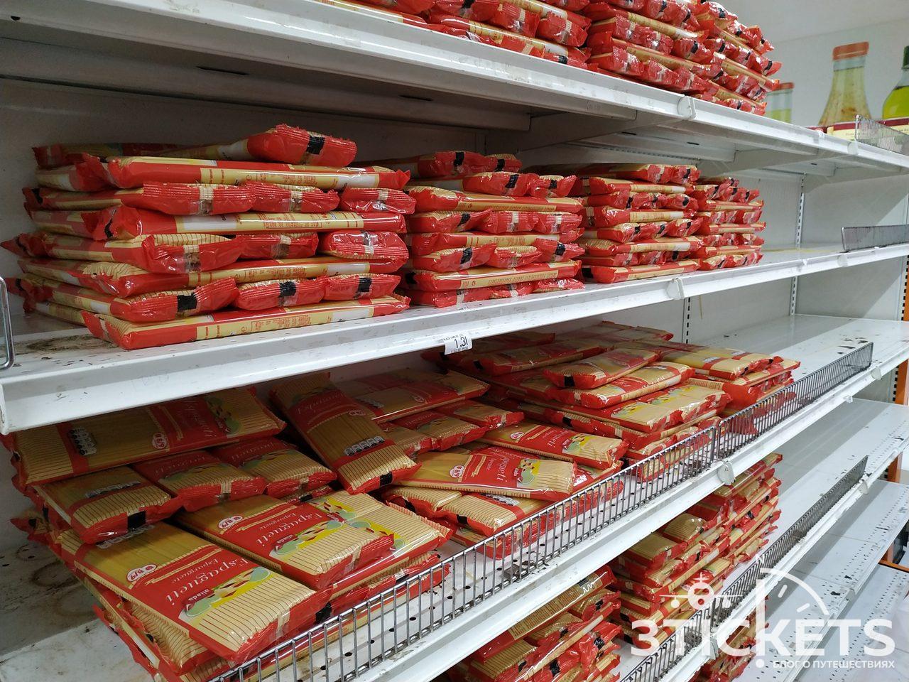 Супермаркеты на Кубе: социализм