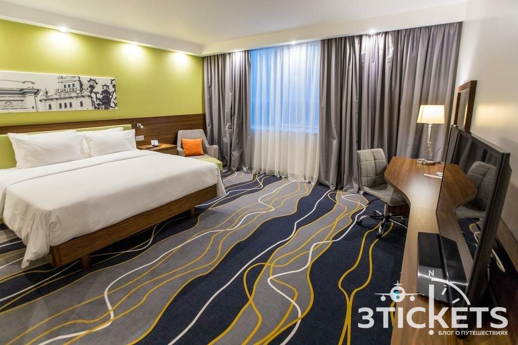 10 лучших гостиниц Бреста